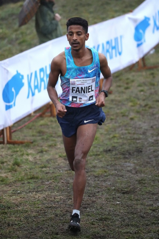 Campaccio Cross Country, intervista a Eyob Faniel