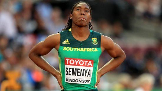 Caster Semenya vorrebbe correre i 5.000 metri ai Giochi di Tokyo