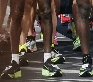 L'olimpionico chiede di modificare i record nell'era delle scarpe hi-tech