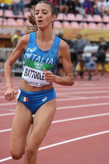 Nadia Battocletti record personale nei 2000 metri a Brescia
