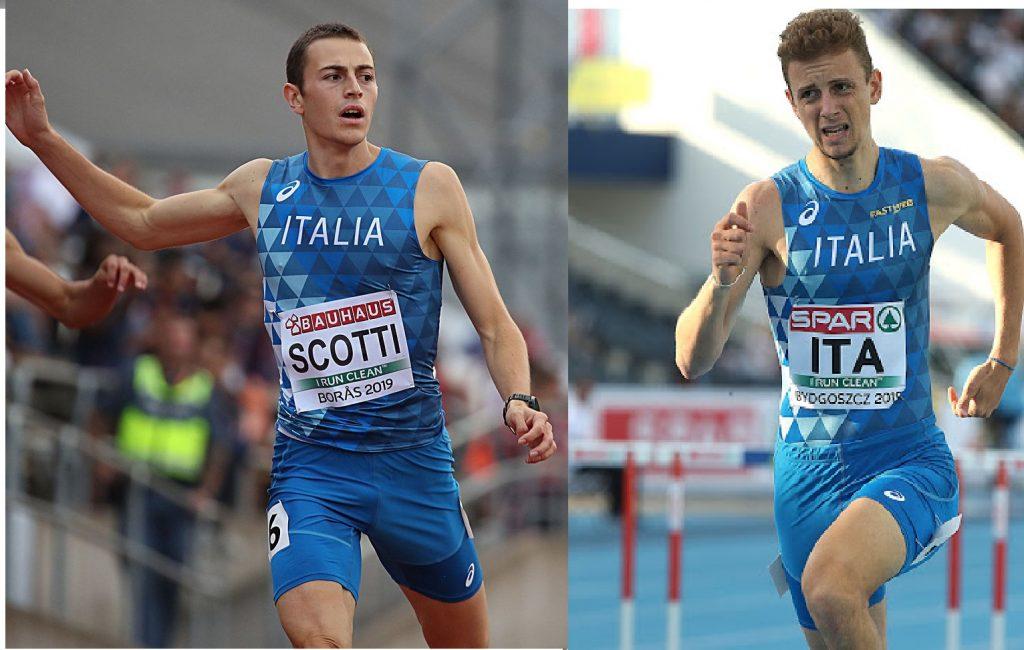 Roma Sprint Festival, ottimo Scotti al PB nei 300 metri, bene Sibilo nei 400 metri