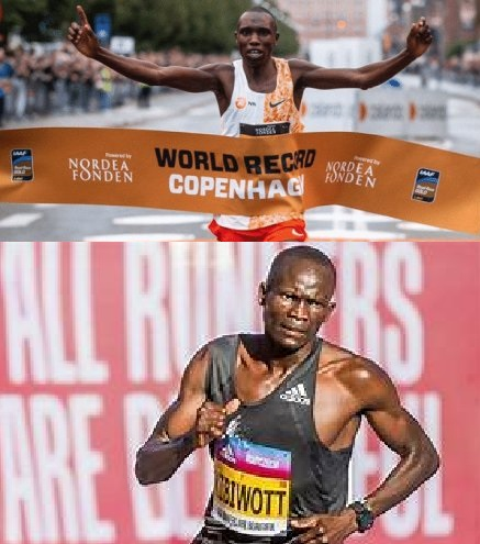 Geoffrey Kamworor sfida Kibiwott Kandie nella mezza maratona di Istanbul il 4 aprile- Streaming