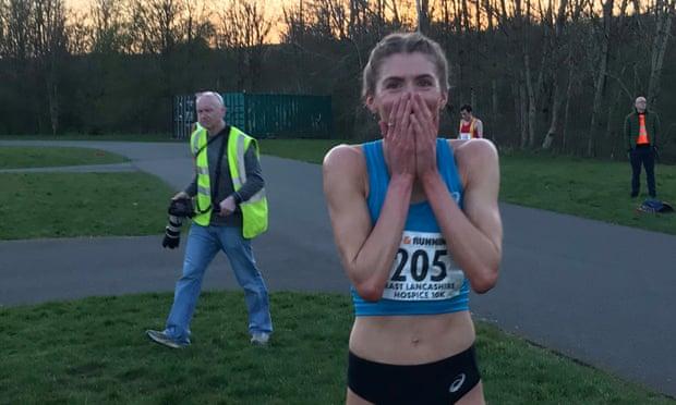 Il record mondiale sui 5 km su strada di Beth Potter a rischio, manca il test antidoping e potrebbe essere cancellato
