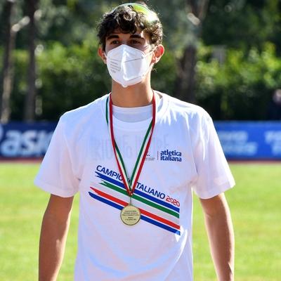 Risultati Walk&Middle Distance Night, Matteo Guelfo grosso miglioramento nei 1500 metri