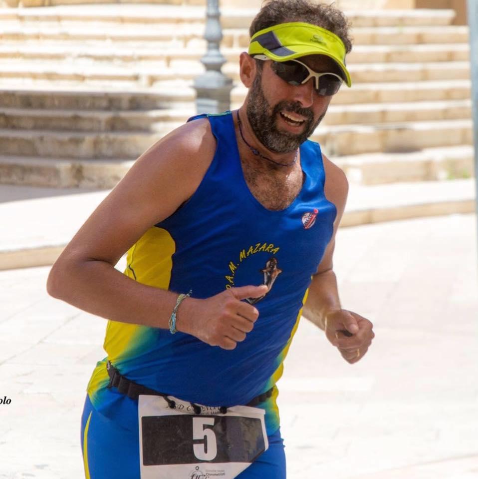 Muore a 46 anni il podista siciliano Alessandro Alagna