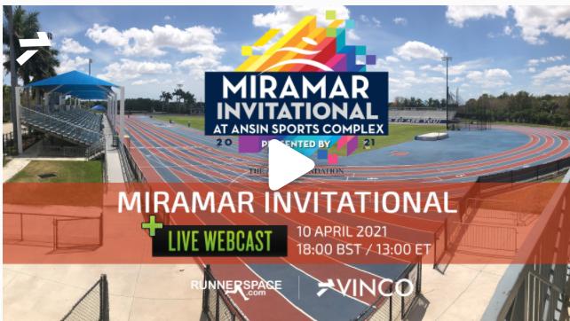 Stasera in Florida il Miramar Invitational con Grant Holloway, Justin Gatlin, Matthew Centrowitz e Ajee 'Wilson