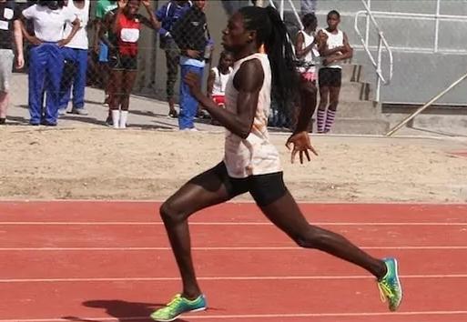 Stratosferico record del mondo junior di Christine Mboma (17 anni) nei 400 metri, battuta Grit Breuer