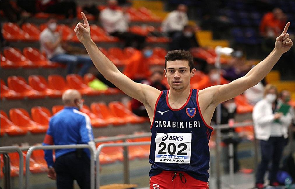 Grosso miglioramento per Dario Dester nel decathlon al Multistars di Lana (Bolzano)