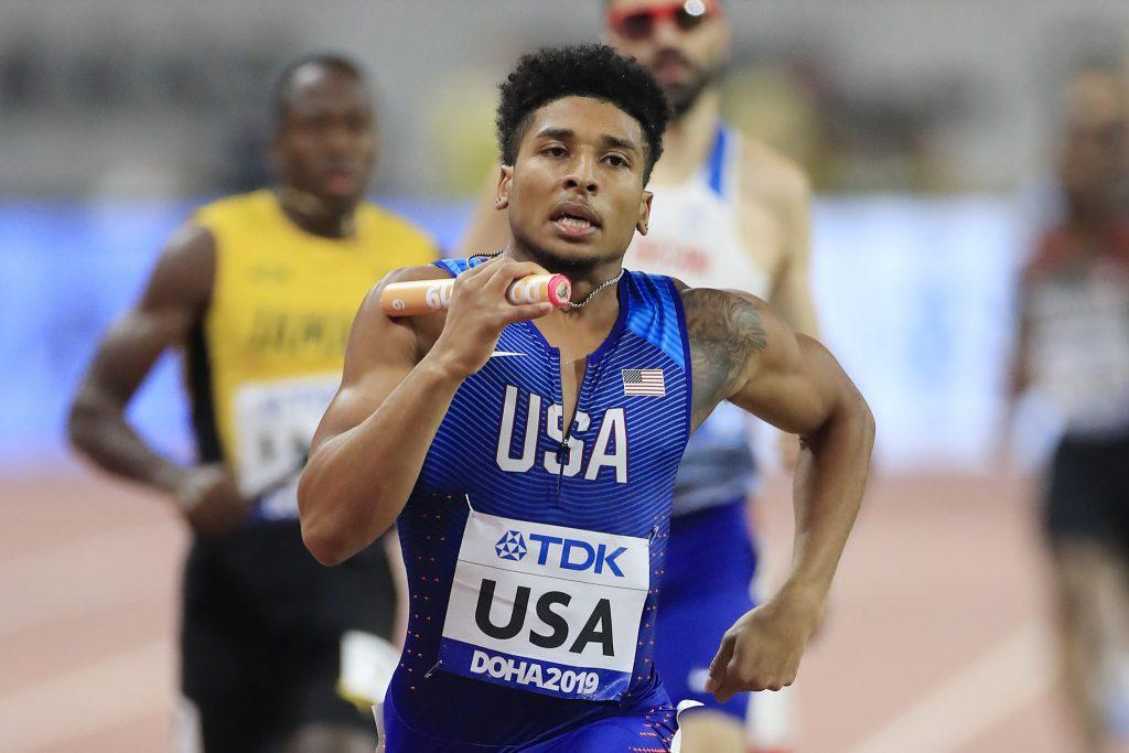 Doping: 30 mesi di squalifica per la medaglia mondiale della staffetta americana Igbokwe