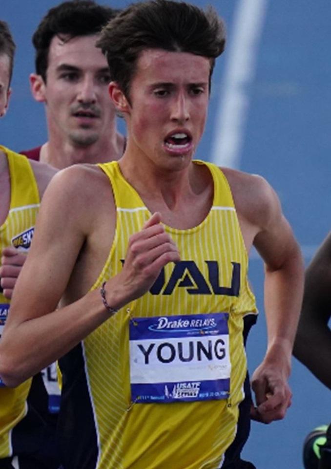 Record americano dei 5000 metri U20 battuto a Des Moines da Nico Young