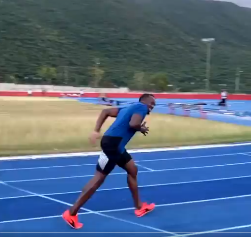Il ritorno di Usain Bolt e quello di  Alberto Salazar... Pesce d'Aprile