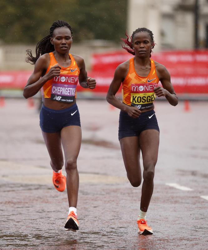 Gli atleti kenioti hanno perso quasi 40 milioni di Euro in premi a causa del Covid
