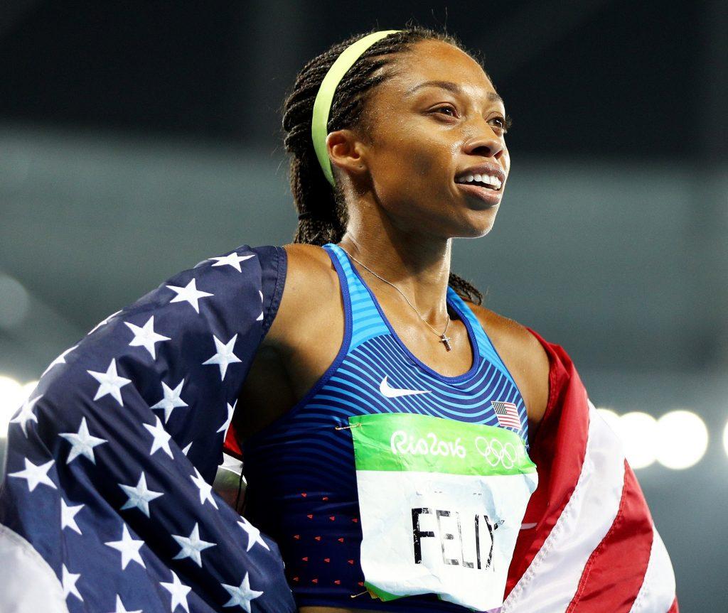 Allyson Felix annuncia che Tokyo sarà la sua ultima Olimpiade