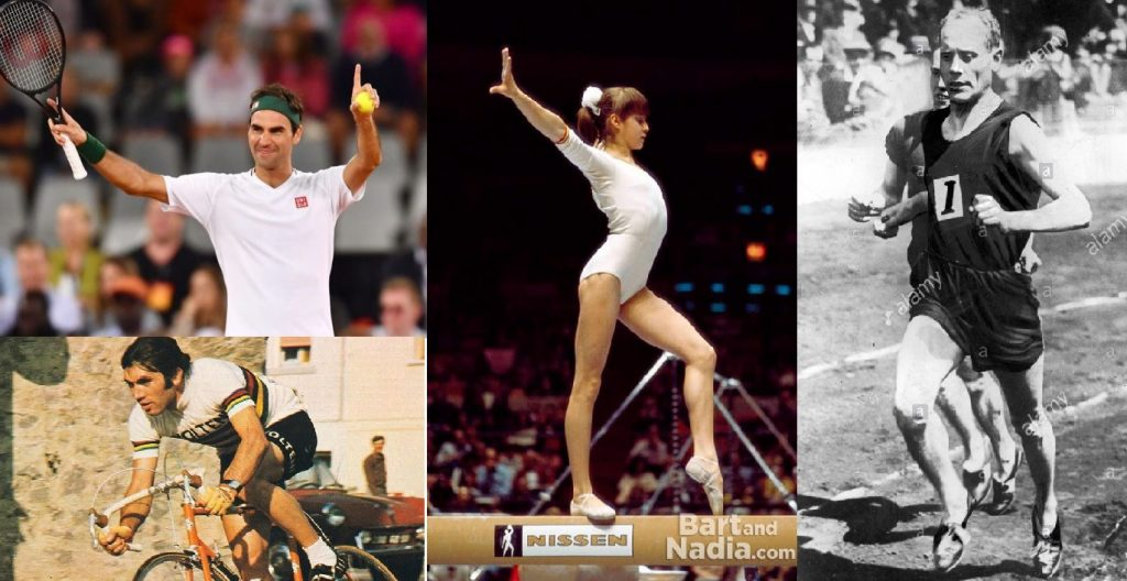 Meet Some Of Europe's Most Famous Athletes