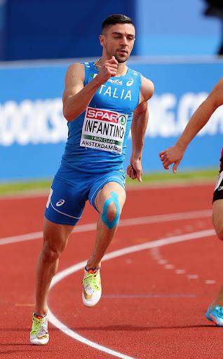 Antonio Infantino sfiora i record personali sui 100 e 200 metri in Florida