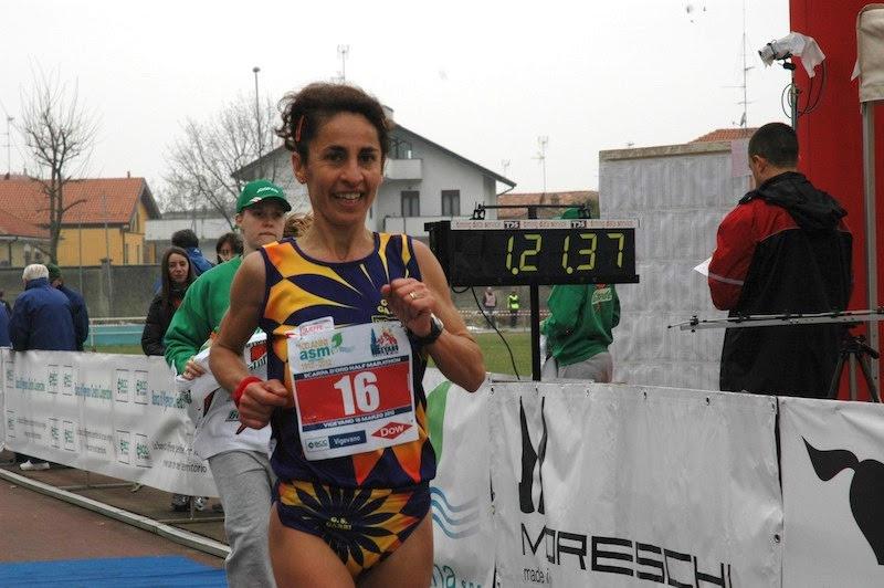 Ana Nanu, l'atleta italo-rumena dal glorioso passato, torna a Vigevano dopo 9 anni per celebrare la ripartenza