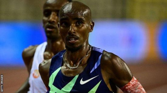 Mo Farah guida la squadra britannica nella Coppa Europa dei 10.000 metri