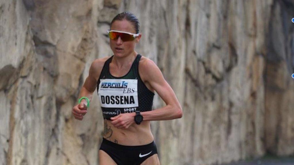 Sara Dossena vince il titolo italiano Master dei 10 km su strada a Paratico (Brescia)