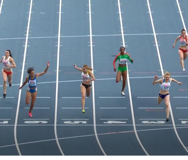 Europei a squadre Chorzow 200 metri: ottima vittoria di Desalu e splendido progresso di Dalia Kaddari