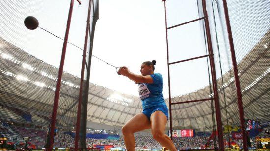 Coppa Europa Lanci: Sara Fantini sopra i 70 metri nel martello, i risultati degli azzurri