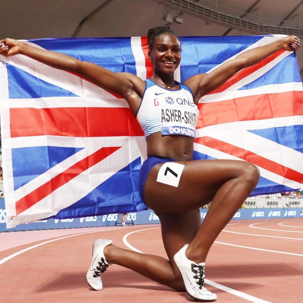 Meeting Savona: arriva la campionessa del mondo dei 200 metri Dina Asher-Smith