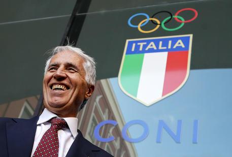 Giovanni Malagò rieletto presidente Coni