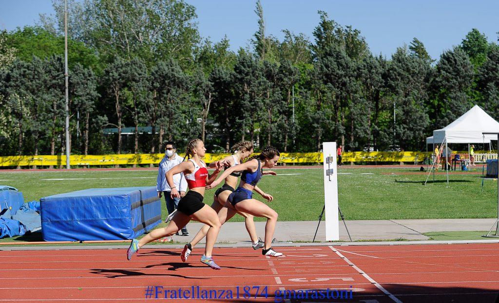 Atletica Imola Sacmi Avis: risultati weekend 1 e 2 maggio