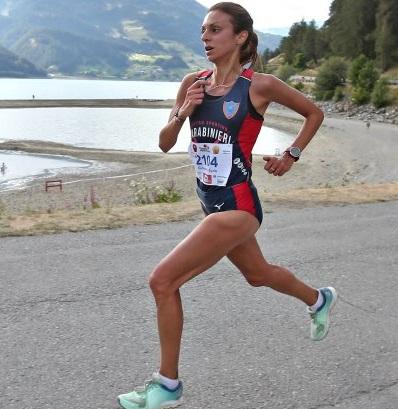 Giovanna Epis vince la 10 Km della Milano&Monza Run Free