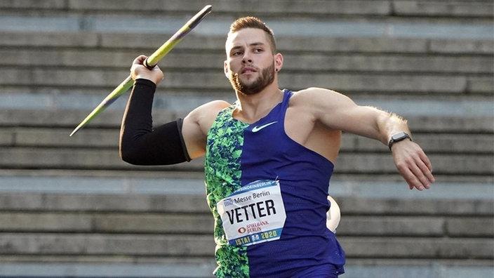 Johannes Vetter spara il giavellotto a 94,20 metri, leader mondiale a Ostrava-IL VIDEO