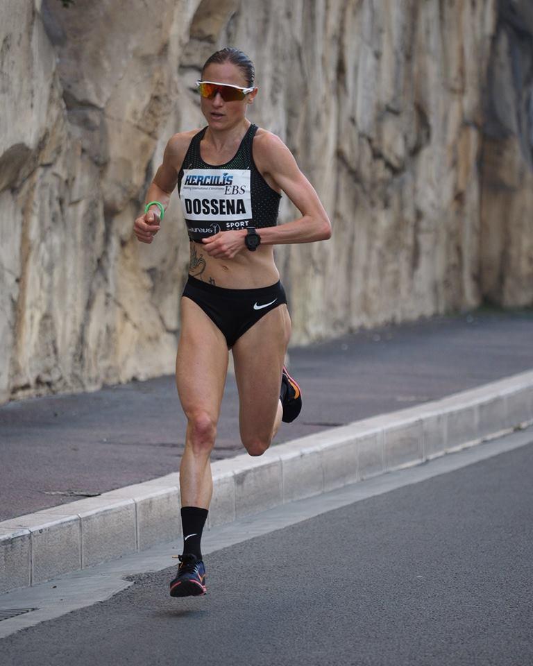 Sara Dossena correrà domenica 30 maggio la mezza maratona alla Brescia Art Marathon 2021
