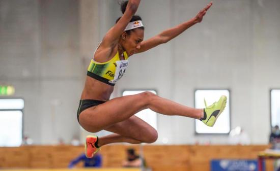 Larissa Iapichino: ratificato il suo  Record mondiale U20 nel lungo
