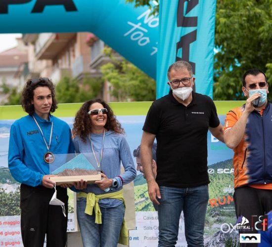TELESIA TRAIL – Una prima edizione di successo. Vittoria per l'atleta di Caserta Tartaglione, Di Benedetto si impone nella prova femminile