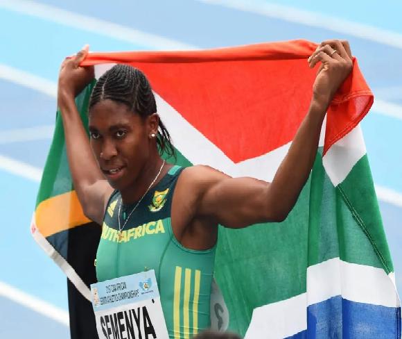 Caster Semenya cerca un'altra opportunità per la qualificazione olimpica di Tokyo sui 5.000m