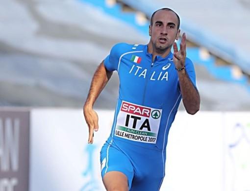 Davide Re migliora il PB a Rieti nei 300 metri