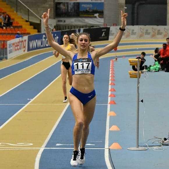 Europei a squadre Chorzow: grande vittoria a sorpresa di Gaia Sabbatini nei 1500 metri