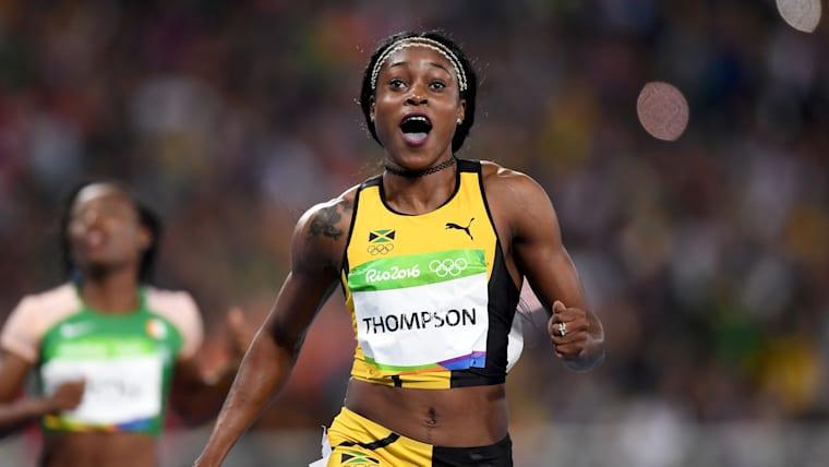"Elaine Thompson ritorna e corre i 100 metri in 10""78"