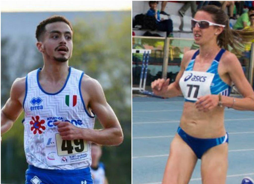 Aouani e Merlo campioni italiani dei 10000 metri a Molfetta