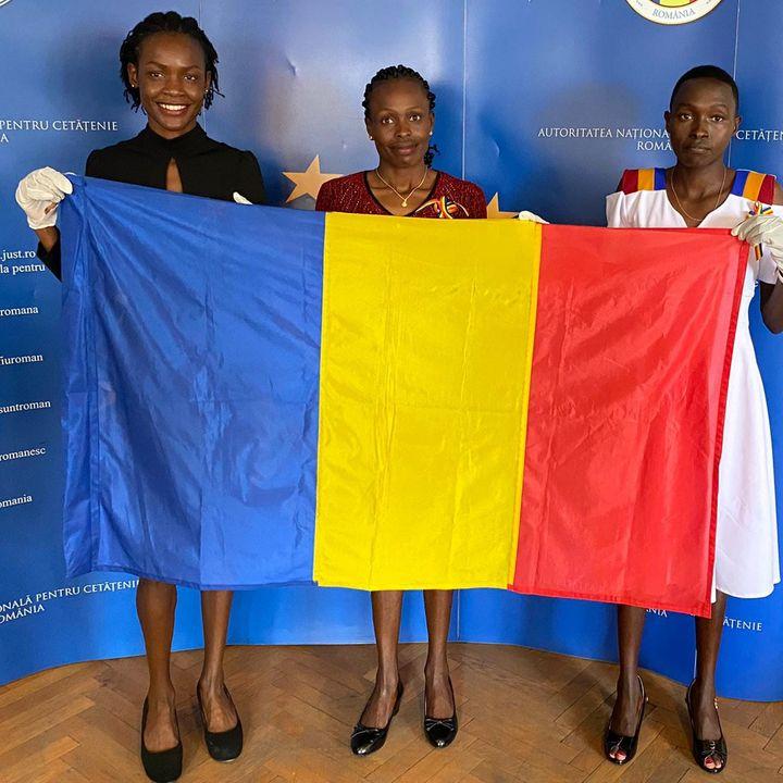 Tre runner keniote di livello mondiale diventano rumene