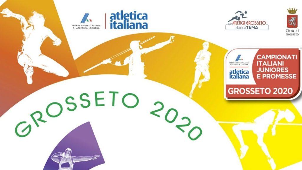Campionati Italiani  juniores e promesse Grosseto: ecco il programma orario (11-13 Giugno)