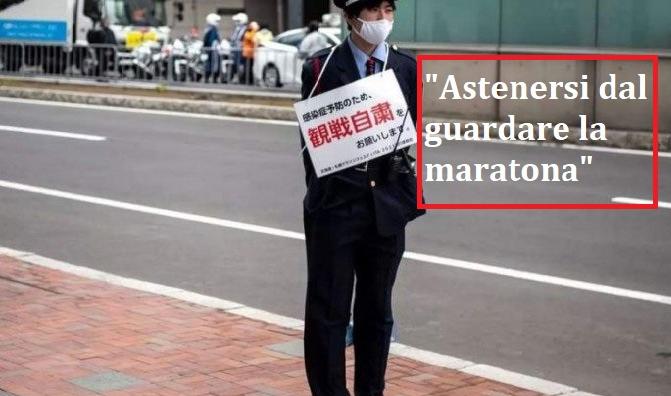 """""""Vietato guardare la gara!"""": il paradosso della maratona di Sapporo"""