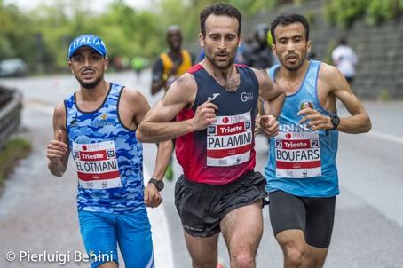 Risultati 25.ma Half Marathon Trieste:  vincono Michele Palamini e Francine Niyomukunzi