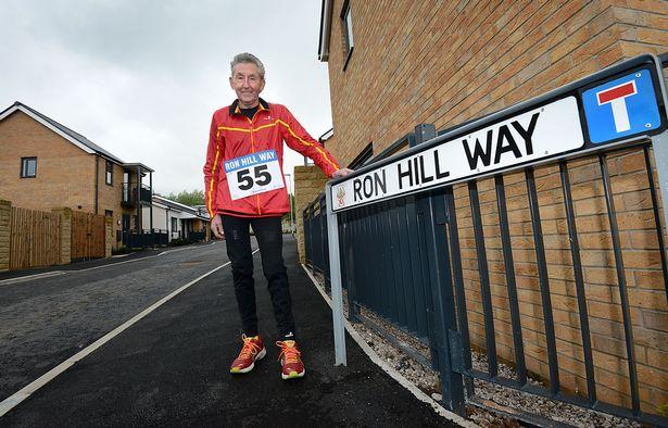 Muore la leggenda della maratona olimpica Ron Hill a 82 anni dopo una battaglia contro la demenza