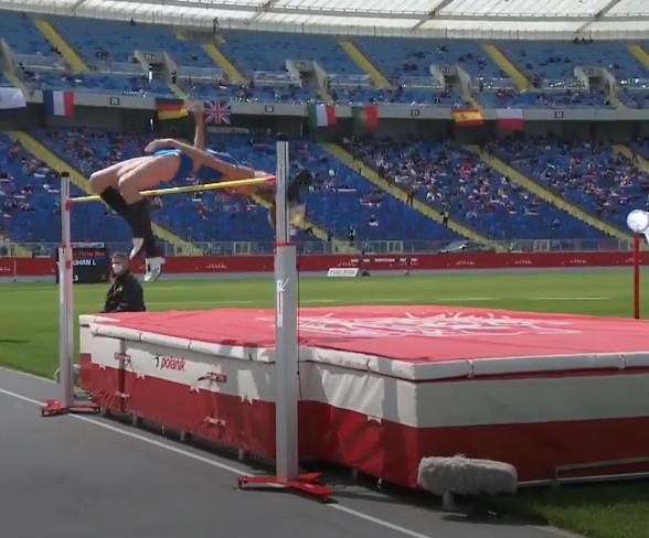 Europei a squadre Chorzow: Alessia Trost  seconda nell'alto con il primato stagionale