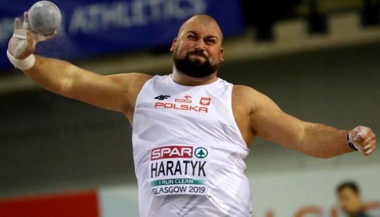 Miglior prestazione europea nel peso per Michal Haratyk