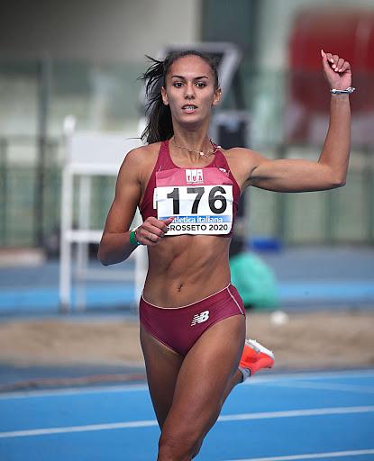 Dalia Kaddari primato personale nei 200 metri di Savona