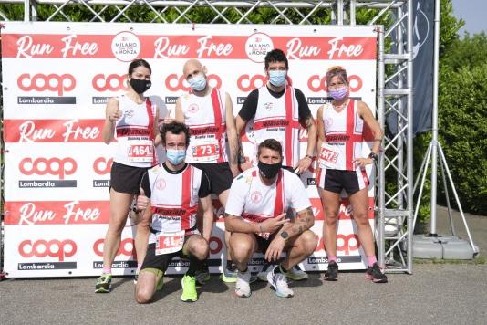 Milano&Monza Run Free, sabato 22 maggio la prova sprint con il miglio al Parco CityLife