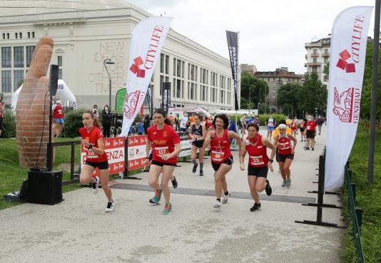 Milano&Monza Run Free, Benedetta Broggi e Nicola Fumagalli vincono la prova del miglio al Parco CityLife