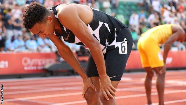 Trials Usa 2021: batosta negli 800 metri per Donavan Brazier campione del mondo degli 800 metri, niente olimpiadi