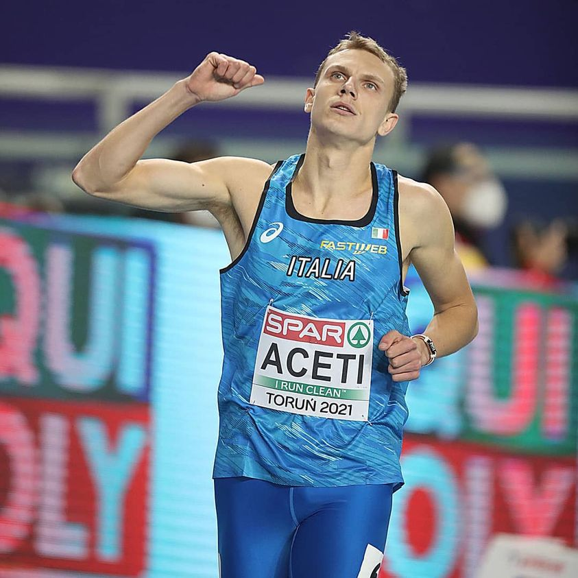 Vladimir Aceti vince i 400 metri in Slovacchia col record stagionale