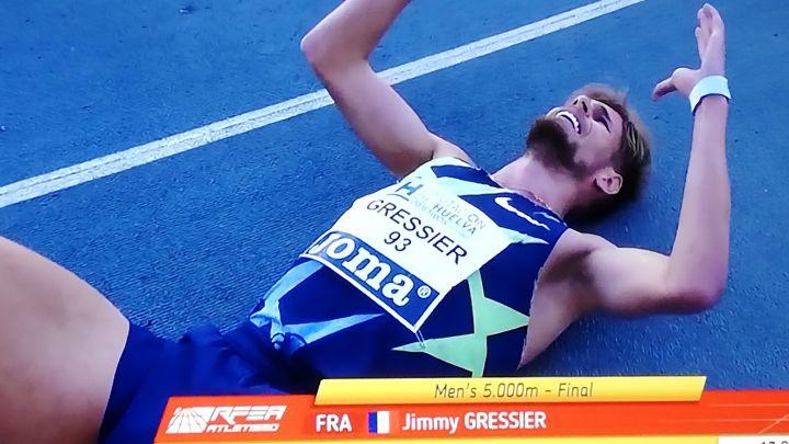 Jimmy Gressier: dal dormire su una panchina al minimo per Tokyo nei 5000 metri-IL VIDEO